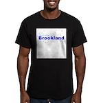 Celebrate Brookland Men's Fitted T-Shirt (dark)