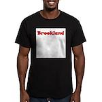 Brookland Men's Fitted T-Shirt (dark)