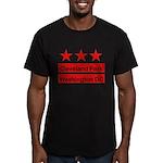 Cleveland Park Men's Fitted T-Shirt (dark)