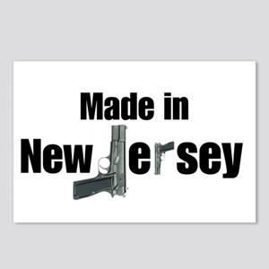 Made in New Jersey Postcards (Package of 8)