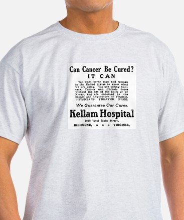 03/28/1909: Cancer Cure T-Shirt