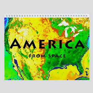 America from Space Calendar