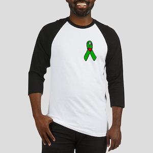 I'm a heart transplant survivor... Baseball Jersey