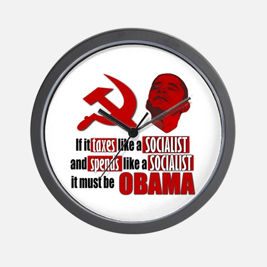 It must be Obama Wall Clock