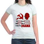 It must be Obama Jr. Ringer T-Shirt