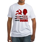 It must be Obama Fitted T-Shirt