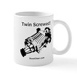 Twin Screwed! - Supercharger - BoostGear.com - Mug