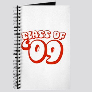 Class Of 09 (Red Bubble) Journal