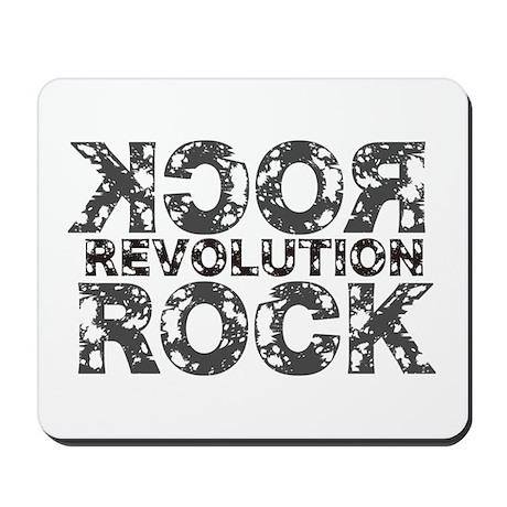 ROCK 2 REVOLUTION Mousepad