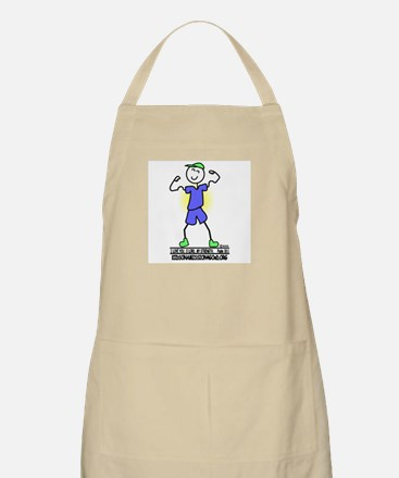 I Love You, O Lord, My Strength BBQ Apron