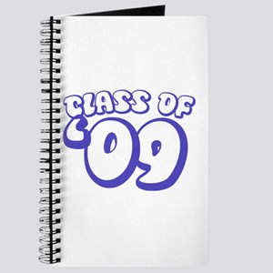 Class Of 09 (Purple Bubble) Journal