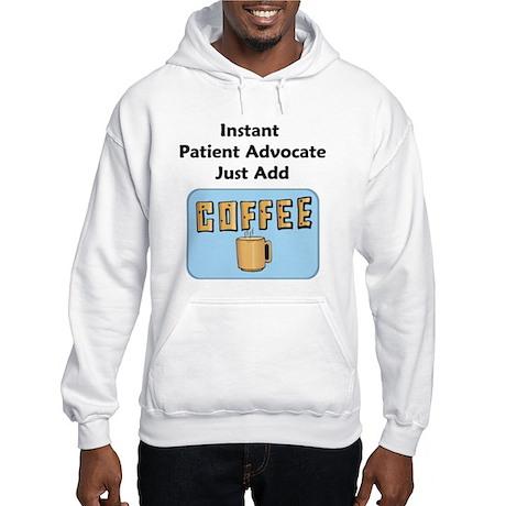 Patient Advocate Hooded Sweatshirt