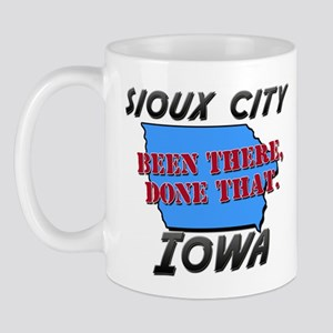 sioux city iowa - been there, done that Mug