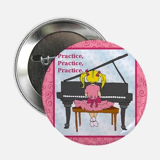 "Practice 2.25"" Button"