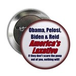 """Scare the Poop out of you... 2.25"""" Button (10"""