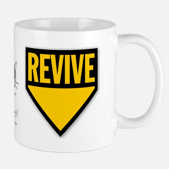 Revive Yellow Mug