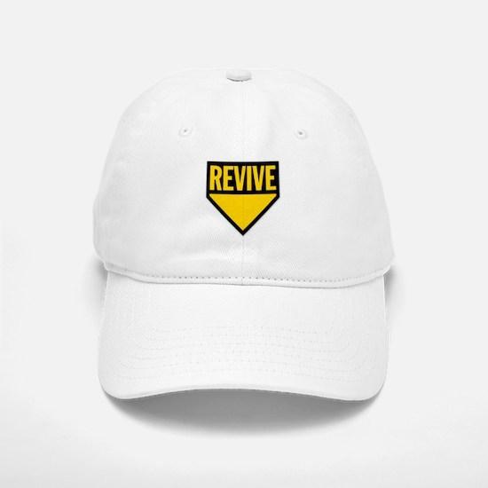 Yellow Revive (Baseball Baseball Cap)