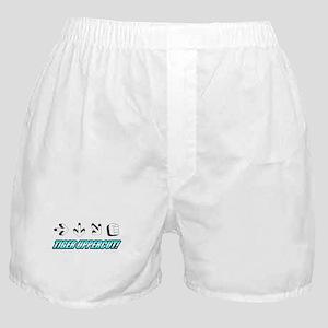 Tiger Uppercut Boxer Shorts