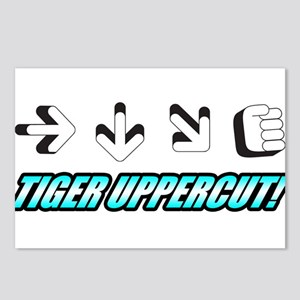 Tiger Uppercut Postcards (Package of 8)