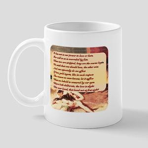 Hero and Leander Mug