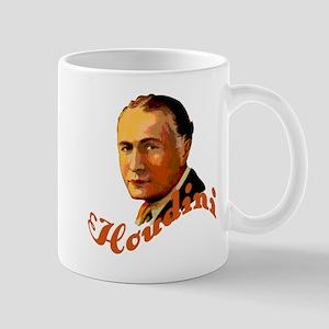 Harry Houdini Portrait Mug