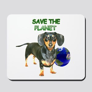 The Planet Mousepad