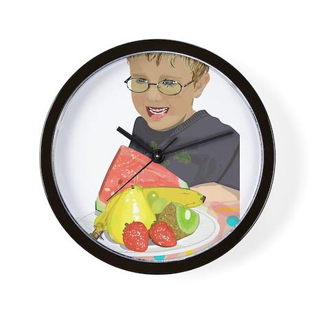 fruitfantasticb Wall Clock