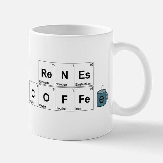 Rene's Coffee Mugs