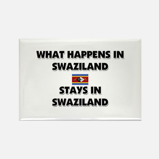 What Happens In SWAZILAND Stays There Rectangle Ma