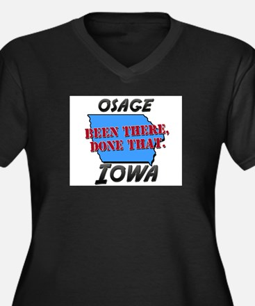 osage iowa - been there, done that Women's Plus Si