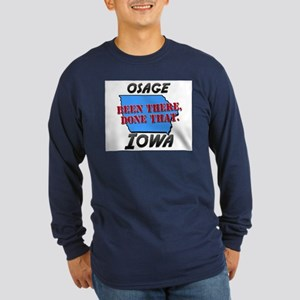 osage iowa - been there, done that Long Sleeve Dar