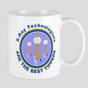 X-Ray Technologists Are The B Mug