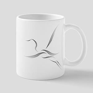 The Egret Mug