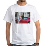 Seagle's Saloon White T-Shirt
