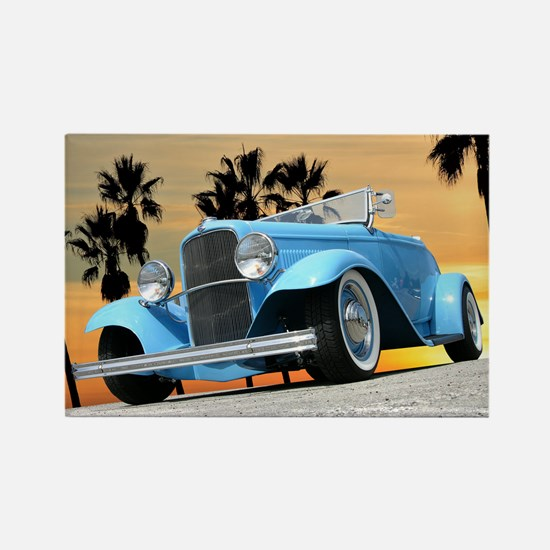 1932 Ford Roadster Rectangle Magnet