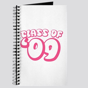Class Of 09 (Pink Bubble) Journal
