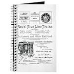B&O Royal Blue LineTrains Journal