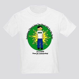 Just Too Much ME Asian Boy Green T-Shirt