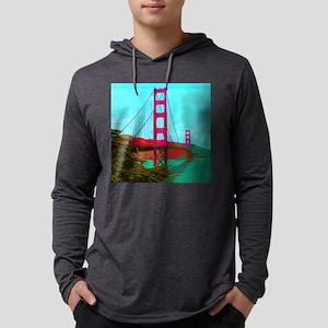 Golden_Gate_Bridge_2015_0422 Long Sleeve T-Shirt