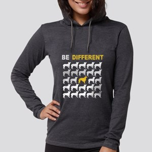 Borzoi Dog Owner Be Different Long Sleeve T-Shirt