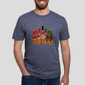 Kwanzaa Candles T-Shirt