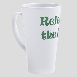 Release 17-Ounce 17 Oz Latte Mug