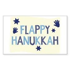 Flappy Hanukkah Sticker