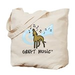 Greyt Music Tote Bag