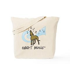 Greyt Music Tote Bag