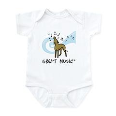 Greyt Music Infant Bodysuit