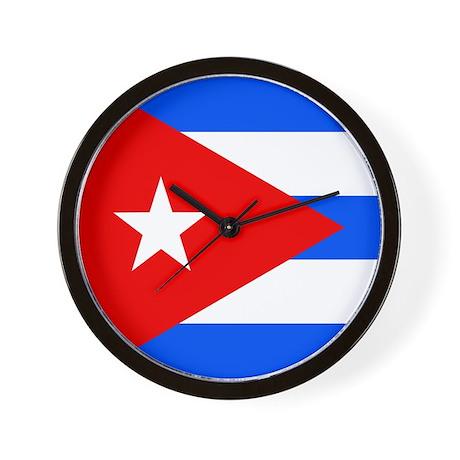 Cuban Wall Clock