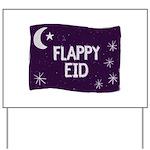 Flappy Eid Yard Sign
