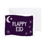 Flappy Eid Greeting Cards