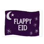Flappy Eid Postcards (Package of 8)